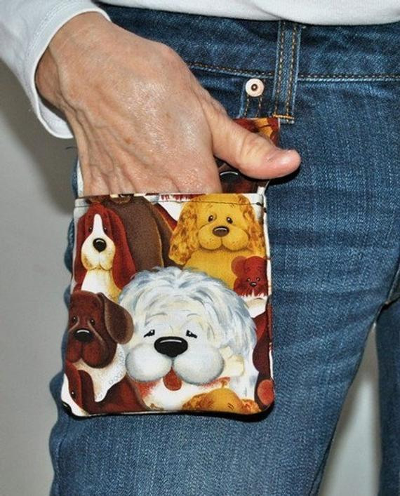 Best ideas about Dog Treat Pouch DIY . Save or Pin Dog Training Treat Bag You PICK DESIGN Now.