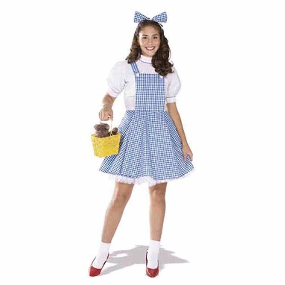 Best ideas about Dorothy Costume DIY . Save or Pin DIY Halloween Dorothy Costume by Jeanette Gonzalez Musely Now.