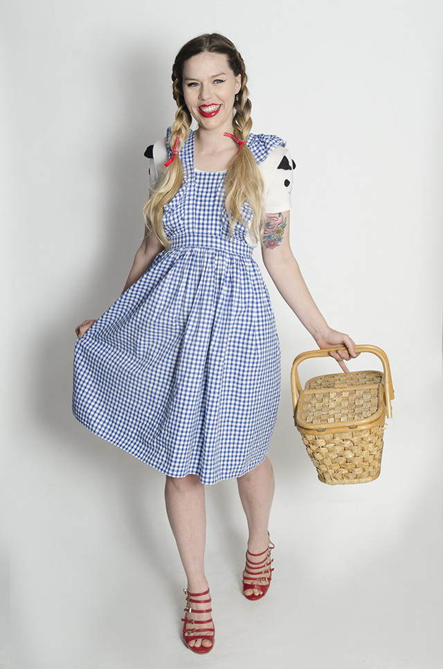 Best ideas about Dorothy Costume DIY . Save or Pin Fashion Blog Lost in the Haze A Fashion photography blog Now.