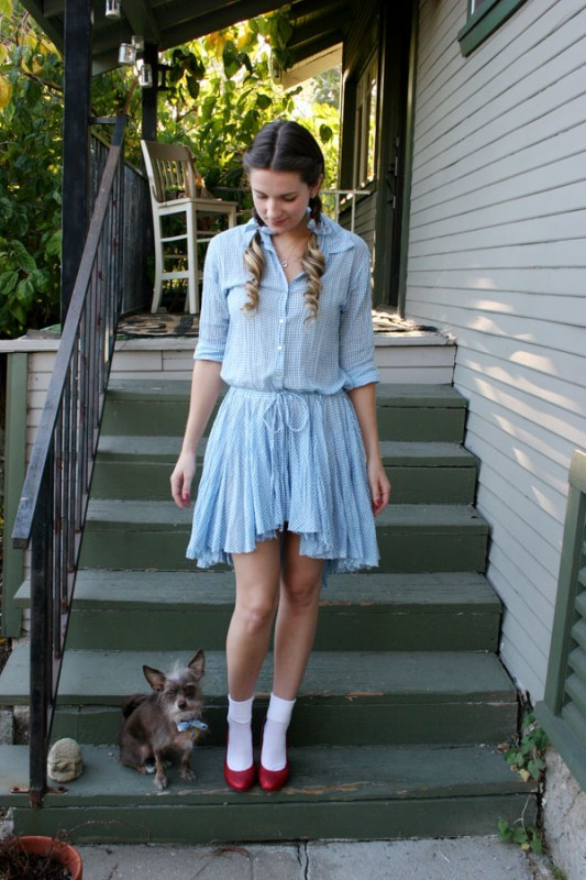 Best ideas about Dorothy Costume DIY . Save or Pin 10 Easy Halloween Costumes for Women Now.