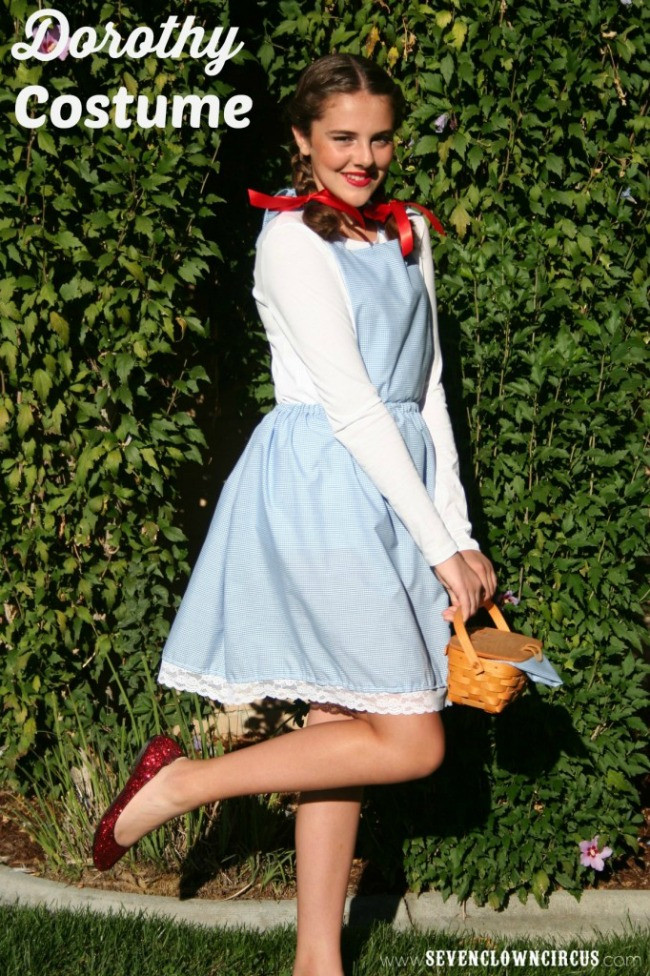 Best ideas about Dorothy Costume DIY . Save or Pin The 11 Best Halloween Costumes for Teens Now.