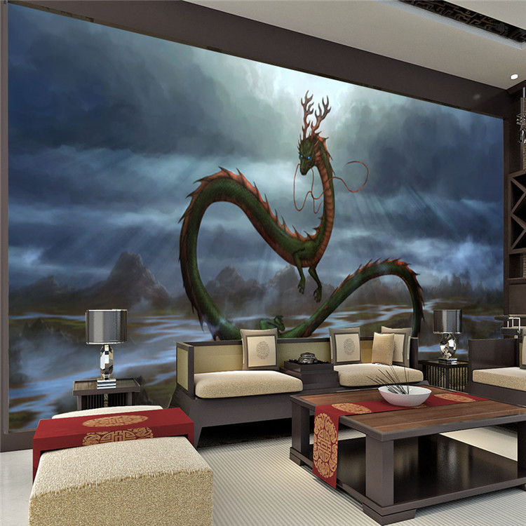 Best ideas about Dragon Wall Art . Save or Pin Popular Dragon Wall Murals Buy Cheap Dragon Wall Murals Now.
