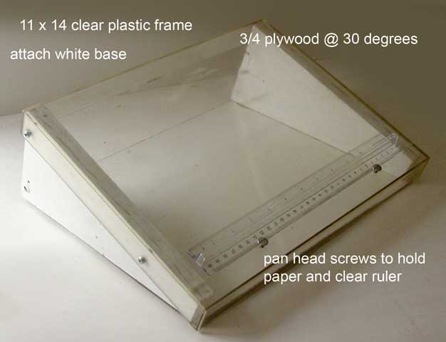 Best ideas about Drawing Light Box DIY . Save or Pin FULL CIRCLE Old School to New School Drawing and Now.