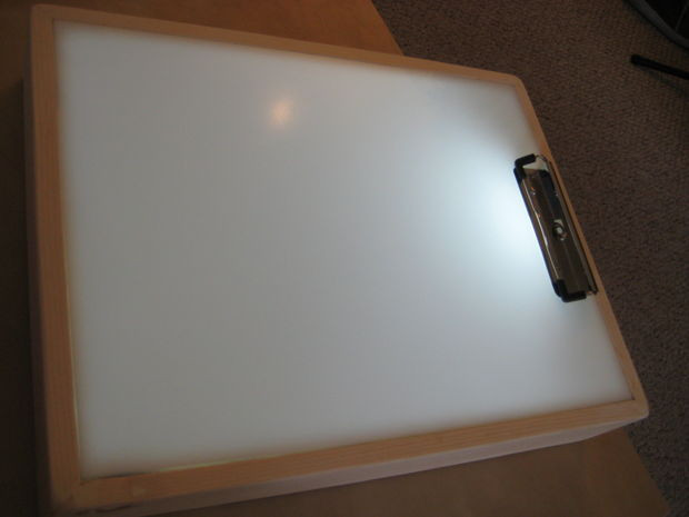 Best ideas about Drawing Light Box DIY . Save or Pin Tracing Animation X ray Light Box Under $20 8 Steps Now.