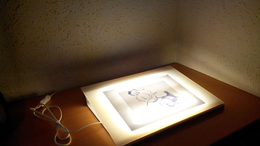 Best ideas about Drawing Light Box DIY . Save or Pin Diy Light Table Drawing Clublifeglobal Now.