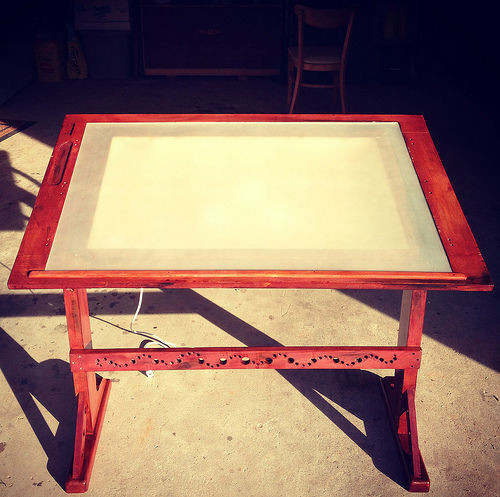 Best ideas about Drawing Light Box DIY . Save or Pin DIY Lightbox Now.