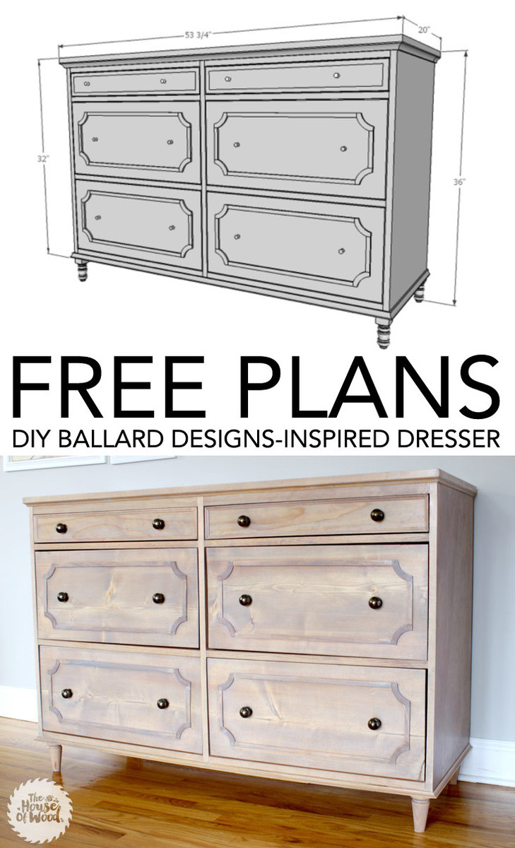 Best ideas about Dresser Plans DIY . Save or Pin Ana White Now.