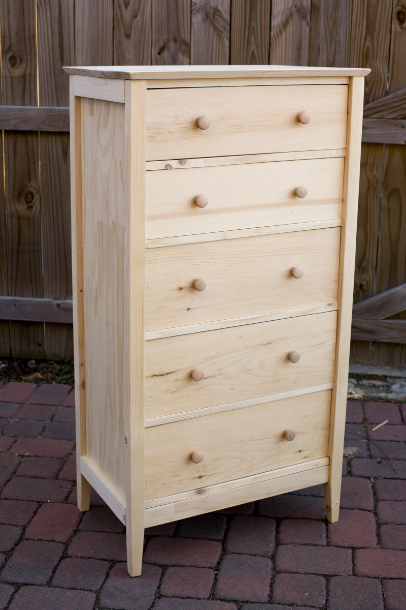 Best ideas about Dresser Plans DIY . Save or Pin Build Shaker Chest Drawers Plans DIY custom branding Now.