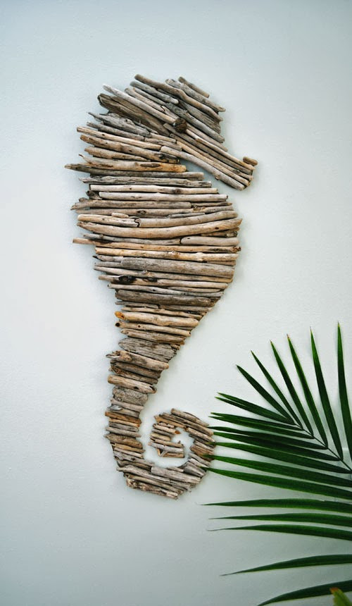 Best ideas about Driftwood Art DIY . Save or Pin 15 Beautiful and Sensible Driftwood Crafts For a Shabby Now.
