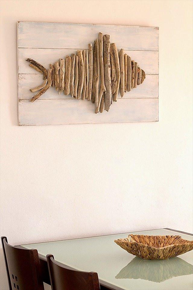 Best ideas about Driftwood Art DIY . Save or Pin 25 DIY Driftwood Ideas Now.