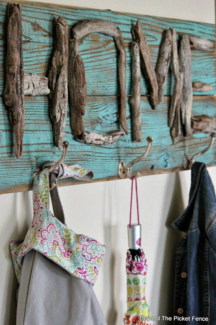 Best ideas about Driftwood Art DIY . Save or Pin 18 Driftwood Decor Ideas Decoholic Now.