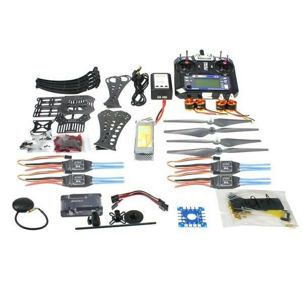 Best ideas about Drone DIY Kits . Save or Pin DIY RC Drone Quadrocopter X4M360L Frame Kit with GPS APM 2 Now.