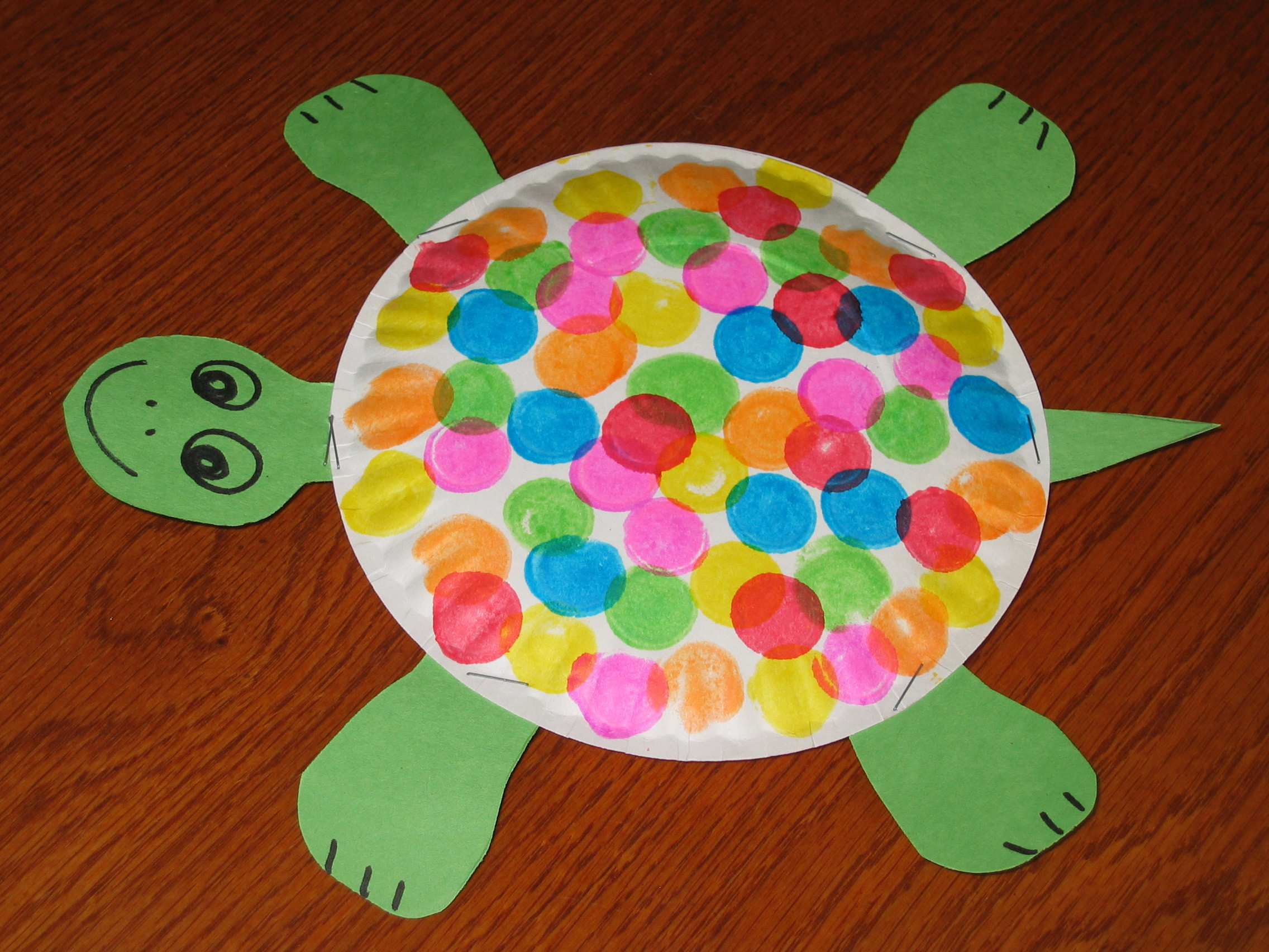 Best ideas about Easy Art For Preschoolers . Save or Pin 40 Fun and Fantastic Paper Plate Crafts Now.