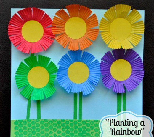 Best ideas about Easy Arts And Crafts For Toddlers . Save or Pin 43 Fun and Easy Craft Ideas for Little Kids Now.