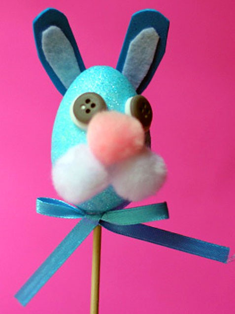 Best ideas about Easy Cheap Crafts For Kids . Save or Pin Funny Easy and Cheap Easter Crafts for Kids fancy deco Now.