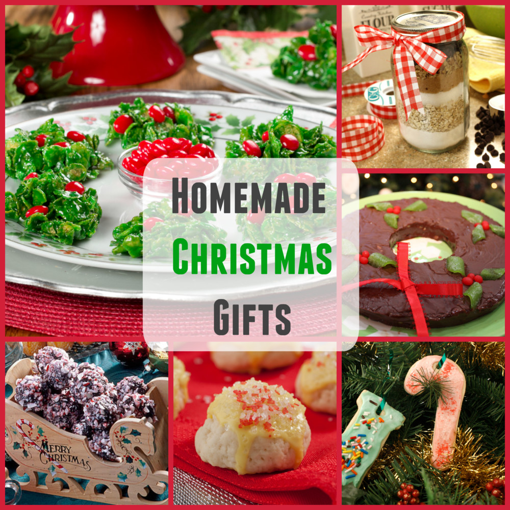 Best ideas about Easy Christmas Craft Gift . Save or Pin Homemade Christmas Gifts 20 Easy Christmas Recipes and Now.
