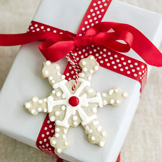 Best ideas about Easy Christmas Craft Gift . Save or Pin Christmas craft ideas how to make a snowflake decoration Now.