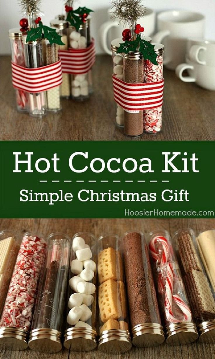 Best ideas about Easy Christmas Craft Gift . Save or Pin Best 25 Handmade ts ideas only on Pinterest Now.