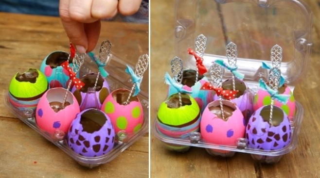 Best ideas about Easy Craft Ideas For Adults . Save or Pin Homemade Easter t ideas 4 Easy DIY projects for kids Now.