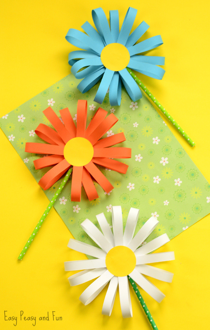 Best ideas about Easy Craft Projects For Kids . Save or Pin Kid Paper Crafts The 36th AVENUE Now.