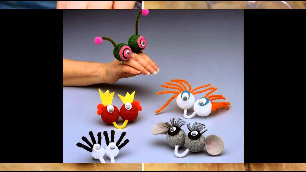 Best ideas about Easy Crafts For Kids To Make At Home . Save or Pin Easy crafts for kids to make at home Now.