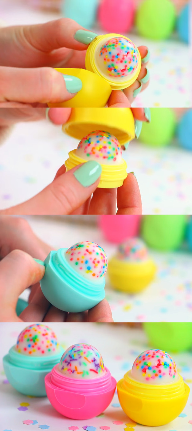 Best ideas about Easy Crafts For Kids To Make At Home . Save or Pin DIY Cupcake EOS Tutorial Now.