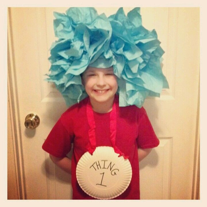 Best ideas about Easy DIY Dr Seuss Costumes . Save or Pin 17 Best images about Dr Seuss Outfits on Pinterest Now.