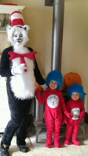 Best ideas about Easy DIY Dr Seuss Costumes . Save or Pin 101 Coolest Dr Seuss Costumes Now.