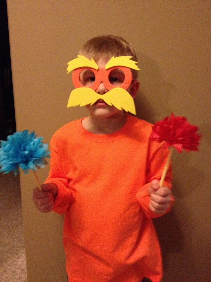 Best ideas about Easy DIY Dr Seuss Costumes . Save or Pin 25 best ideas about Lorax costume on Pinterest Now.