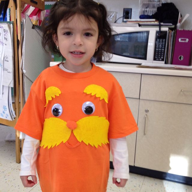 Best ideas about Easy DIY Dr Seuss Costumes . Save or Pin The Lorax Totally TAYLOR Now.