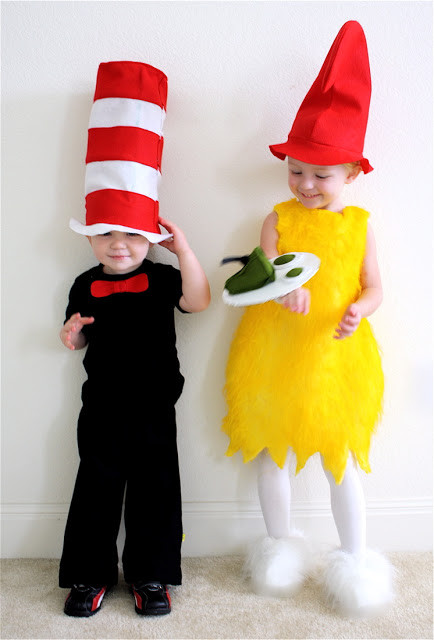 Best ideas about Easy DIY Dr Seuss Costumes . Save or Pin Book Week Costume Ideas The Organised Housewife Now.