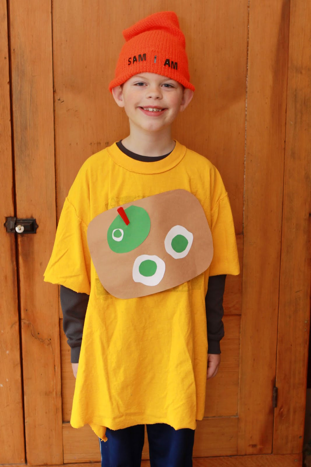 Best ideas about Easy DIY Dr Seuss Costumes . Save or Pin Help quick Homemade Dr Seuss costume ideas BabyCenter Now.