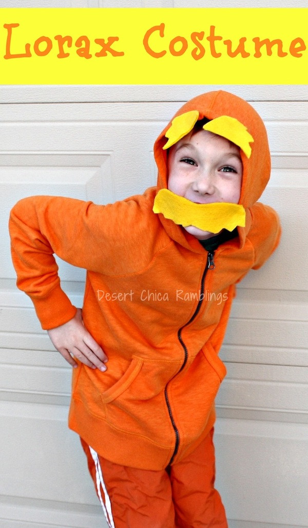 Best ideas about Easy DIY Dr Seuss Costumes . Save or Pin DIY Lorax Costume Now.