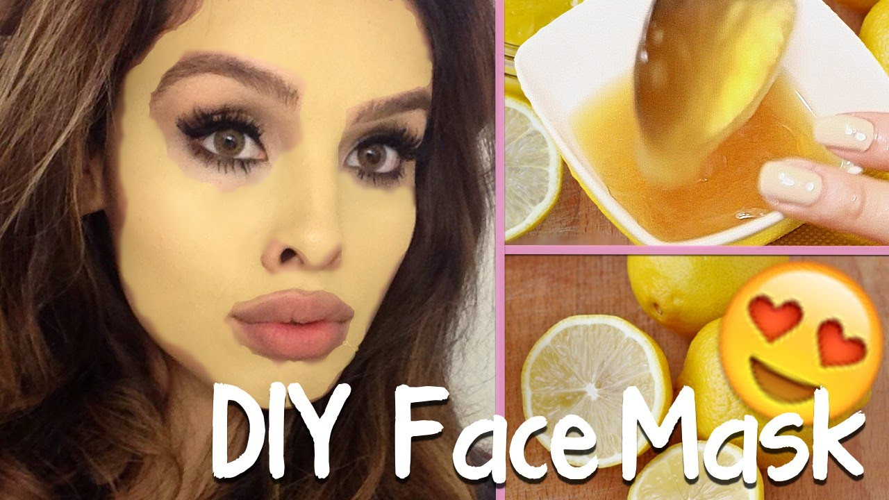 Best ideas about Easy DIY Face Masks . Save or Pin DIY face mask for oily acne prone skin Now.