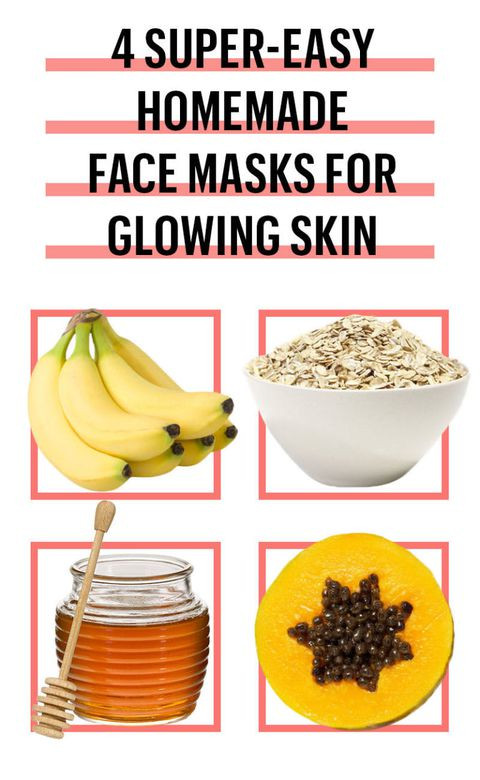 Best ideas about Easy DIY Face Masks . Save or Pin 6 Easy DIY Face Mask Recipes Best Homemade Face Masks Now.
