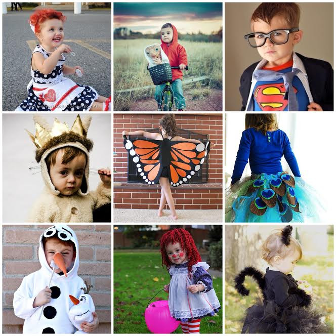 Best ideas about Easy DIY Halloween Costumes For Kids . Save or Pin DIY Halloween Costumes for Kids The Idea Room Now.