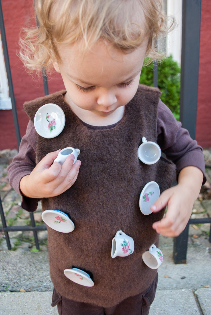 Best ideas about Easy DIY Kids Costumes . Save or Pin Easy DIY Halloween Costume for Toddlers Bull In A China Now.