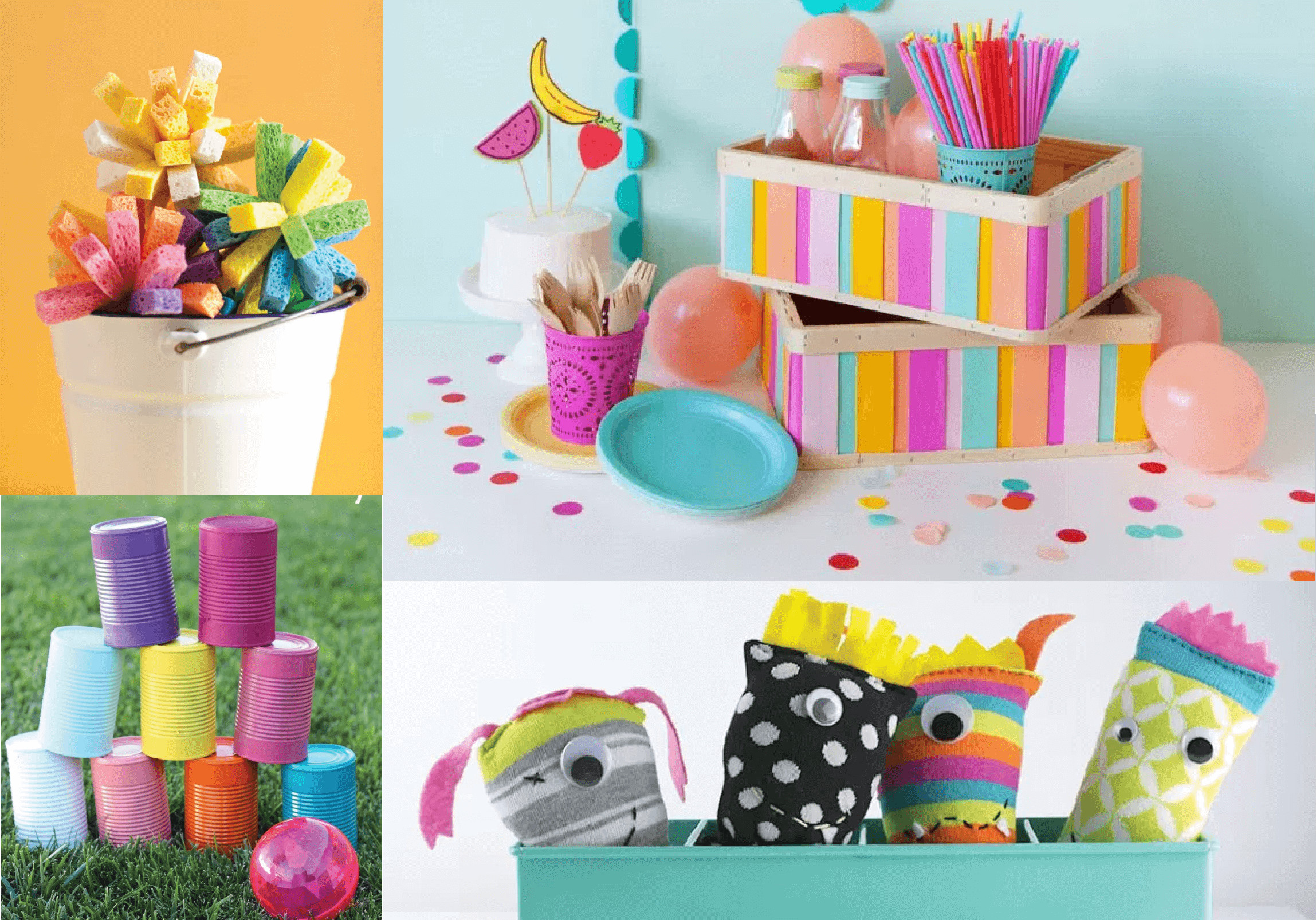 Best ideas about Easy DIY Projects For Kids . Save or Pin 31 Easy DIY Craft Ideas For Kids How To Have Fun With Now.