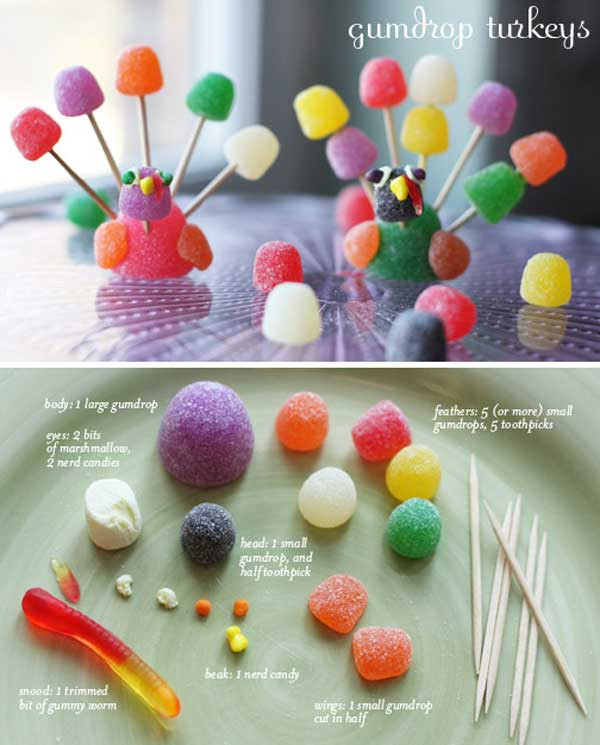 Best ideas about Easy DIY Projects For Kids . Save or Pin Top 32 Easy DIY Thanksgiving Crafts Kids Can Make Now.