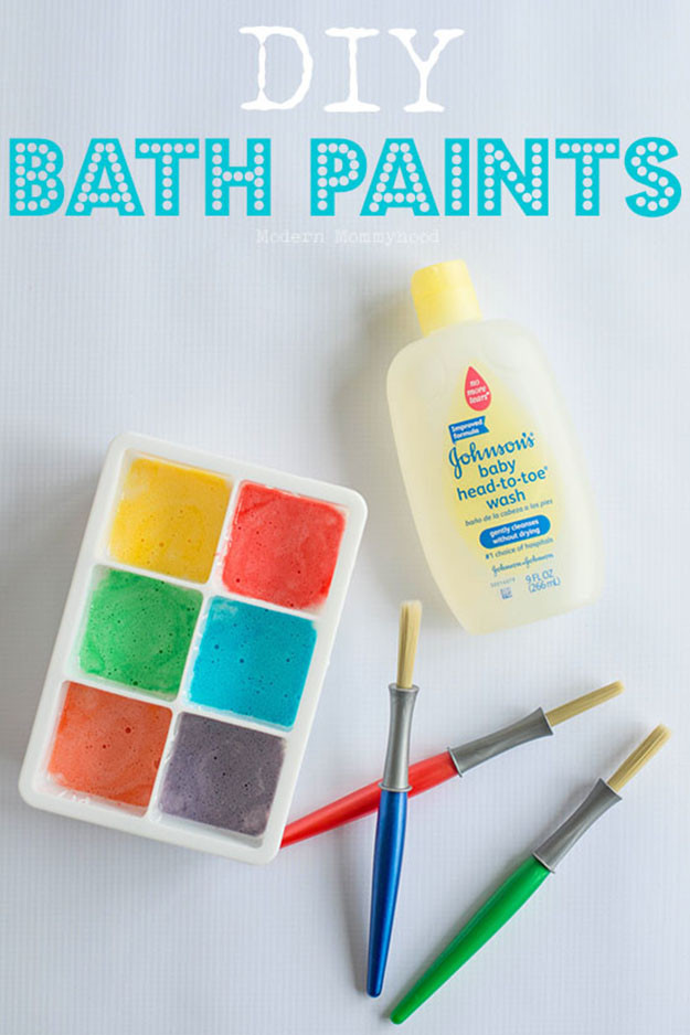 Best ideas about Easy DIY Projects For Kids . Save or Pin 21 Easy DIY Paint Recipes Your Kids Will Go Crazy For Now.