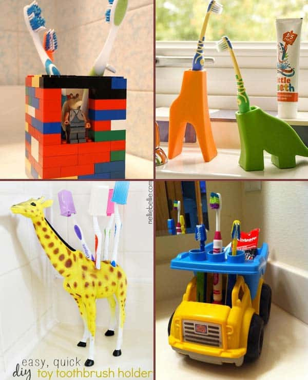Best ideas about Easy DIY Projects For Kids . Save or Pin Easy to Do Fun Bathroom DIY Projects for Kids Now.