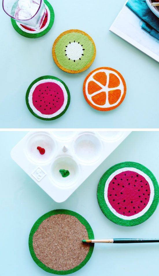 Best ideas about Easy DIY Projects For Kids . Save or Pin 19 DIY Summer Crafts for Kids to Make Now.