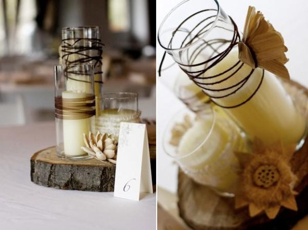 Best ideas about Easy DIY Wedding Centerpieces . Save or Pin Wedding Reception Ideas Now.