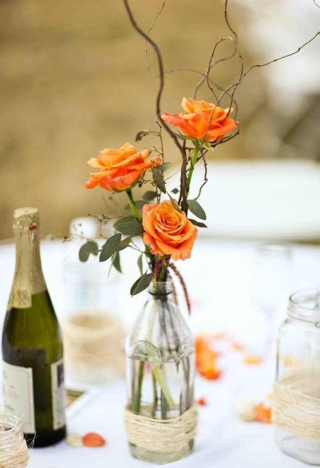 Best ideas about Easy DIY Wedding Centerpieces . Save or Pin Simple DIY Wedding Centerpiece Ideas Now.