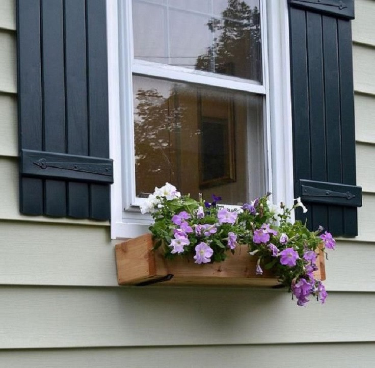 Best ideas about Easy DIY Window Boxes . Save or Pin Top 10 Best DIY Window Boxes Top Inspired Now.