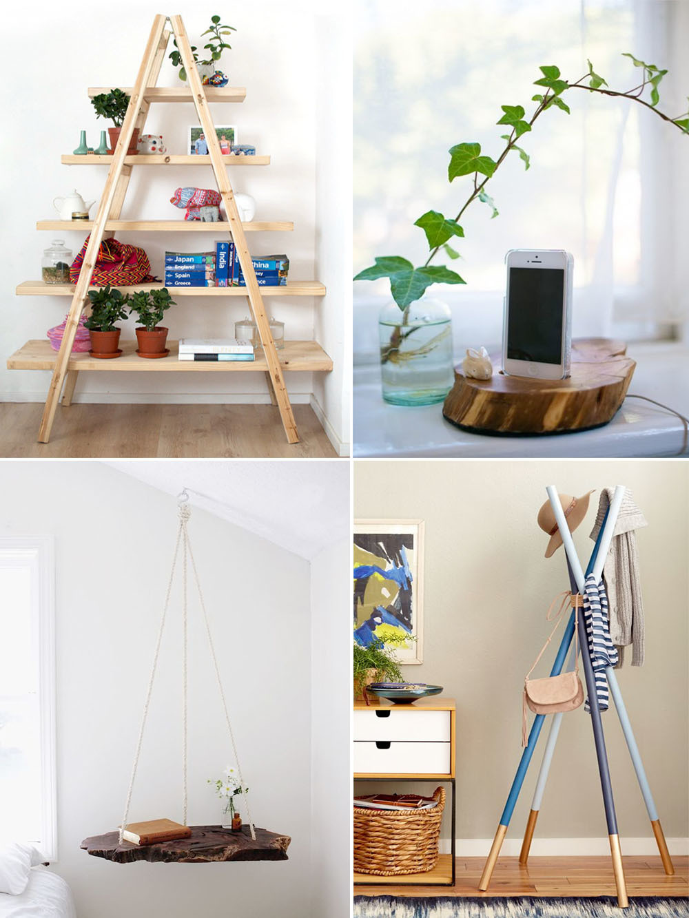 Best ideas about Easy DIY Wood Projects . Save or Pin Roundup 10 Beginner Woodworking Projects Using Basic Now.