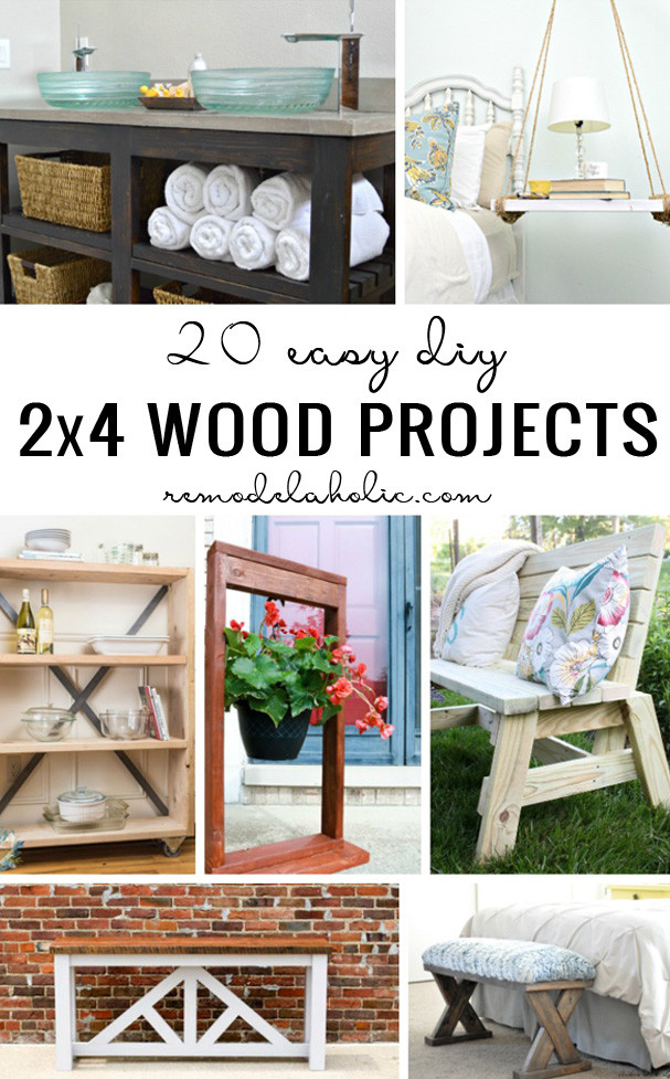 Best ideas about Easy DIY Wood Projects . Save or Pin Remodelaholic Now.