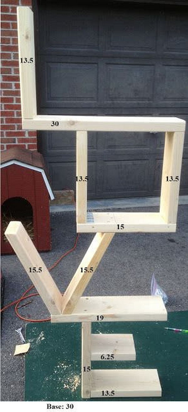 Best ideas about Easy DIY Wood Projects . Save or Pin 30 Creative DIY Wood Project Ideas & Tutorials for Your Home Now.