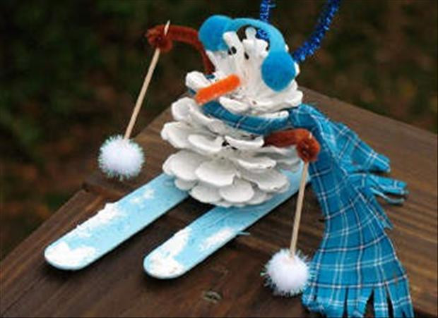 Best ideas about Easy Do It Yourself Projects For Kids . Save or Pin Simple Do It Yourself Christmas Crafts 40 Pics Now.
