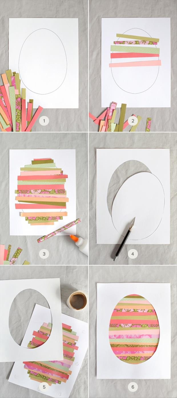 Best ideas about Easy Do It Yourself Projects For Kids . Save or Pin 22 Do It Yourself Easter Craft Ideas Now.
